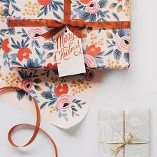 Gift Wrapping Accessories - gather holiday gift wrapping ideas