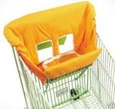 siege pour caddie protège siège de caddie pour bébé divers bebe