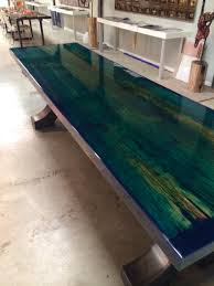 resine epoxy sur bois project of the month reclaimed wood with colour coating 8 weeks