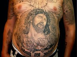 stomach tattoo designs for men pictures to pin on pinterest