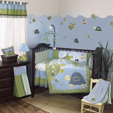 Crib Bedding Set With Bumper Cocalo Bedding Sets Turtle Reef 9 Baby Crib Bedding Set W