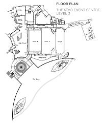 sydney entertainment centre floor plan level 3 floor plan function venues the star sydney