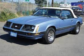 1983 mustang glx convertible value 1983 ford mustang glx convertible in el cajon ca 1 owner car