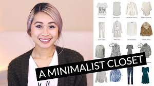 minimalism 3 ways to declutter your closet youtube