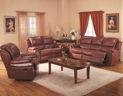 Leather Sofa Atlanta Furniture Atlanta Living Room Furniture Stores Maroon Leather