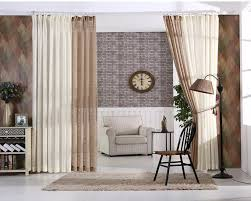 balcony curtain brief solid color tulle curtain screens balcony window curtain