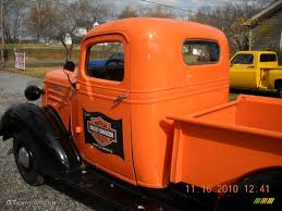 trucks painted harley colors pickup harley davidson theme