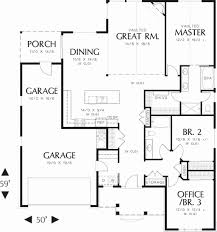 new one story house plans 1800 sq ft house plans one story beautiful 2000 sq ft floor plans