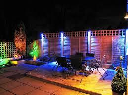 led garden lighting ideas scenic design plus lights inspirations