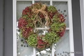 hydrangea wreath of great ideas diy hydrangea wreath almost free