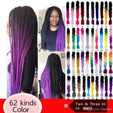 best braiding hair for twists ombre braid jumbo braiding for twist kanekalon hair ultra braid