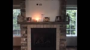 indoor fireplace build deer park n y 11729 youtube