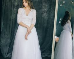 non traditional wedding dresses with sleeves non traditional wedding dress dusty lavender colored bridal