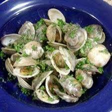 cuisiner des palourdes recette les palourdes à l ail et au vin toutes les recettes allrecipes