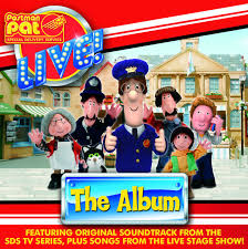 special delivery service theme tune single postman pat