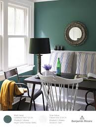 kitchen feature wall paint ideas benjamin caribbean teal is the best green blue for an accent