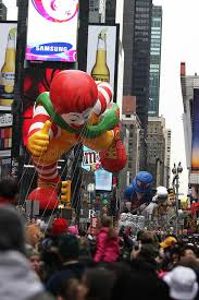 macy s thanksgiving day parade 2010 editorial image image of