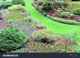 garden scenery stock photo 125304809 shutterstock