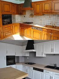 restaurer une cuisine rustique rénover une cuisine rustique peinture glycéro les ées 80 et
