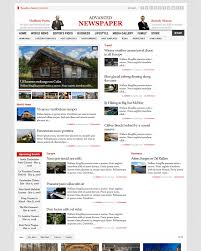 newspaper theme html5 20 best wordpress news themes of 2017 goodwpthemes