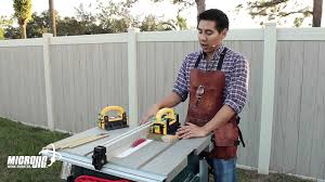 bosch 4100 09 10 inch table saw top three upgrades for the bosch 4100 jobsite table saw safer and