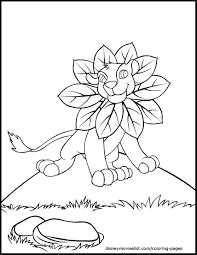 simba coloring pages mufasa u0026 simba lion king free coloring page