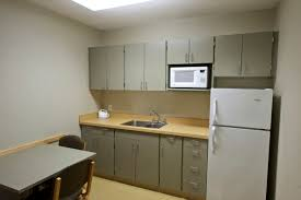 practical ideas for a small office kitchen