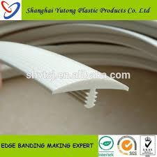 Desk Molding Rubber Pvc T Molding Profiles Plastic T Edge Banding Rubber Pvc T