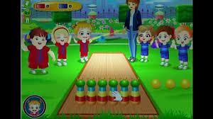 baby hazel sports day game video for kids children english