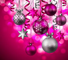 pretty in pink ornaments other abstract background wallpapers