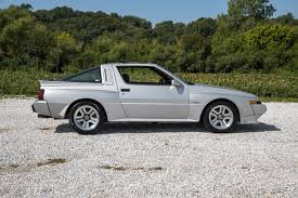1988 mitsubishi starion 1986 mitsubishi starion fast lane classic cars