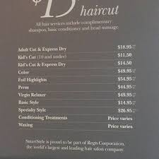 haircut express prices smartstyle hair salons 1450 johns lake rd horizons west west