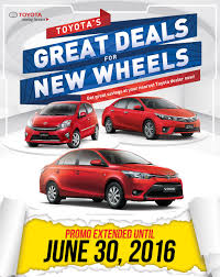 new toyota deals toyota u0027s great deals for new wheels extended power wheels magazine