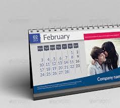 Desk Calendar Design Ideas Table Calendar Template 28 Images 2018 Desk Yearly Tent