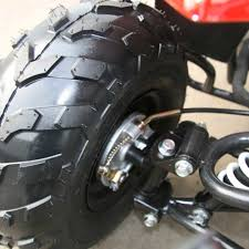 mini jeep atv atv front wheel hub 3 lug bolt chinese mini quad 110cc