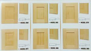 kitchen cabinet door profiles how to choose a kitchen cabinet door