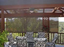Outdoor Bamboo Shades For Patio by 8 Best Solar Blinds Images On Pinterest Solar Shades Blinds And