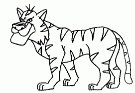 jungle animal coloring pages free background coloring jungle