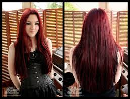 Best Temporary Hair Color For Dark Hair Best Temporary Bright Red Hair Dye New Hair Style Collections