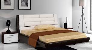 Modern Bed With Headboard Storage Bed Horrifying Platform Bed With Lights Diy Outstanding Modern