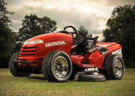 rethinking your standard riding lawn mower the folks at honda