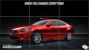 mazda parent company car advertising autoadopolis