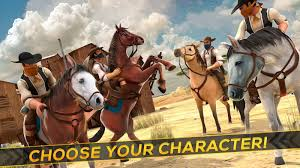 western cowboy horse racing android apps on google play
