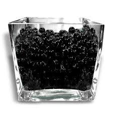 Vase Fillers Balls 14g Black Big Round Deco Water Beads Jelly Vase Filler Balls For