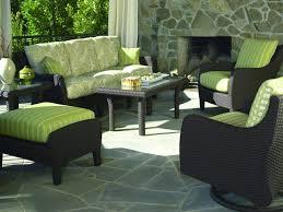 Kmart Patio Chair Cushions Wegmans Patio Furniture Black Rattan With Green Cuhsion Wicker Set