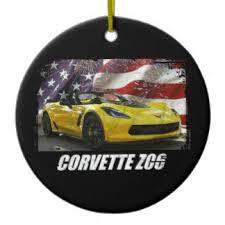 corvette z06 ornaments keepsake ornaments zazzle