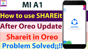 cara membuat hotspot di laptop dengan uc browser mi a1 how to use shareit after oreo update how to use shareit in