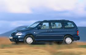 kia sedona estate review 1999 2006 parkers