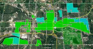 Map Of Lansing Michigan by Lansing