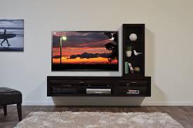 Wall Mounted Tv Cabinet Furniture Modern Furniture Woodwaves